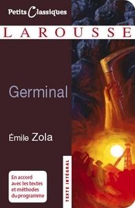 Germinal - Émile Zola - Format ePub - 9782035855909 - 3,99 €