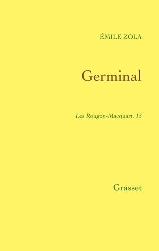 Germinal - Émile Zola - Format ePub - 9782246791485 - 4,99 €