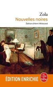 Émile Zola - Nouvelles noires.