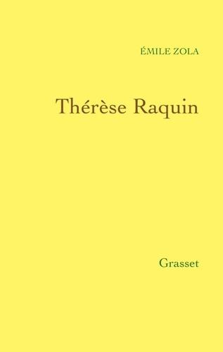 Thérèse Raquin - Émile Zola - Format ePub - 9782246792383 - 4,99 €