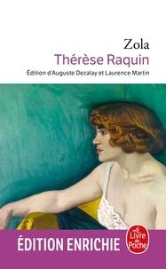 Émile Zola - Thérèse Raquin.