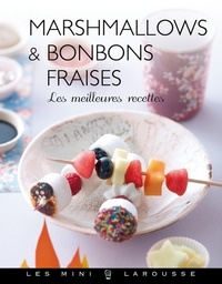 Émilie Guelpa - Marshmallows - Bonbons fraises.