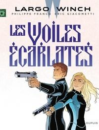 Éric Giacometti et  Francq - Largo Winch - Tome 22 - Les voiles écarlates.