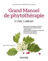 Éric Lorrain - Grand Manuel de phytothérapie.