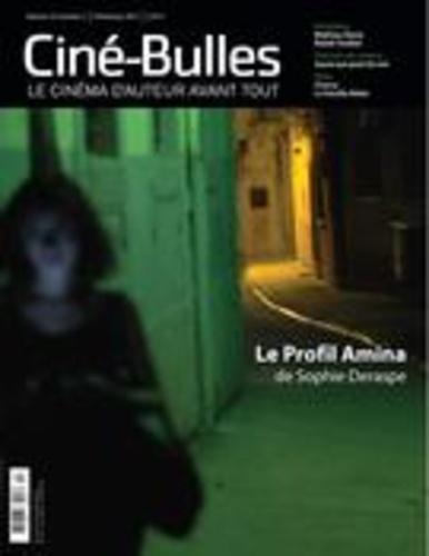 Éric Perron et Nicolas Gendron - Ciné-Bulles. Vol. 33 No. 2, Printemps 2015.
