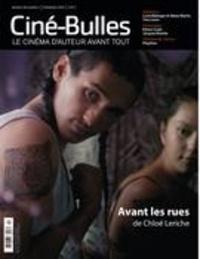 Éric Perron et Nicolas Gendron - Ciné-Bulles. Vol. 34 No. 2, Printemps 2016.