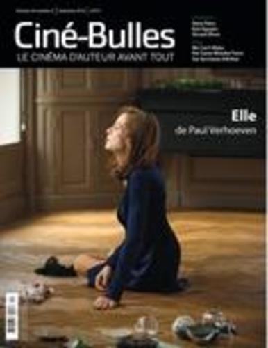 Ciné-Bulles. Vol. 34 No. 4, Automne 2016