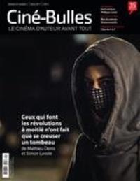 Éric Perron et Jean-Philippe Gravel - Ciné-Bulles. Vol. 35 No. 1, Hiver 2017.