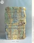 Établissement public pour l'am et  Galerie Beaubourg - César à La Défense : compressions de papiers - Exposition organisée du 20 juin au 5 septembre 1990.