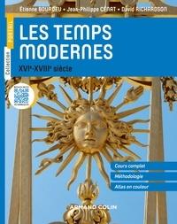 Étienne Bourdeu et Jean-Philippe Cénat - Les Temps modernes - XVIe-XVIIIe siècle.
