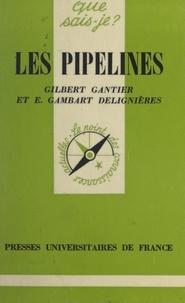 Étienne Gambart Delignières et Gilbert Gantier - Les pipelines.