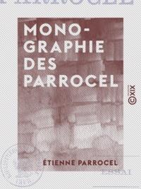 Étienne Parrocel - Monographie des Parrocel - Essai.