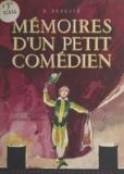 Étienne Répessé et Jacques Touchet - Mémoires d'un petit comédien.