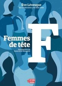 Ève Lévesque - Femmes de tête.