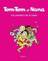 Jacqueline Cohen - Tom-Tom et Nana, Tome 10 - Les premiers de la casse.