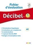 A Adida et A Marques - Décibel 1 A1 - Fichier d'évaluation. 1 CD audio MP3