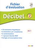 A Adida et A Marques - Décibel 2 - Fichier d'éaluation A2.1. 1 CD audio MP3