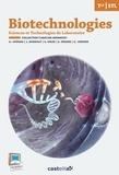 A Afonso et J Dhenaut - Biotechnologies Tle STL.