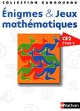 A Bats et Jean-Christophe Deledicq - Enigmes & Jeux mathématiques CE2 Cycle 3.