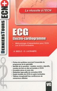 Corridashivernales.be ECG électro-cardiogramme Image