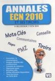 A. Bellesoeur - Annales ECN 2010 et ses tiroirs.