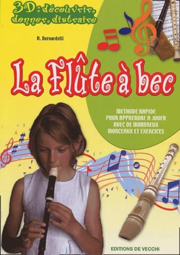 A Bernardelli - La flûte à bec.