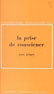 A. Blanchet et J.-P. Bronckart - La prise de conscience.
