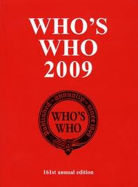 A & c black - Who's Who 2009.