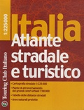 A Caltabiano - Italia Atlante stradale e turistico - 1/225 000.