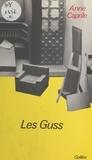 A Caprile - Le Guss - Comédie dramatique à deux personnages en 3 actes et 4 tableaux, [Paris, Théâtre du Vieux-Colombier, 17 janvier 1970].