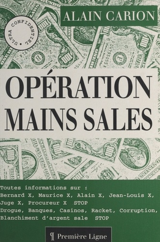 OPERATION MAINS SALES