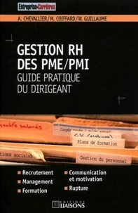Histoiresdenlire.be Gestion RH des PME/PMI - Guide pratique du dirigeant Image