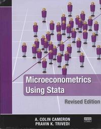 A-Colin Cameron et Pravin-K Trivedi - Microeconometrics Using Stata.