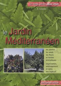 A Colombo - Le jardin méditerranéen.