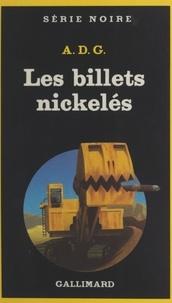 A.d.g. et Marcel Duhamel - Les billets nickelés.