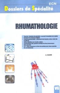 A Danré - Rhumatologie.