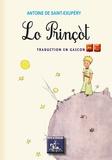 A. de Saint-exupery - Lo princot (le petit prince en gascon).