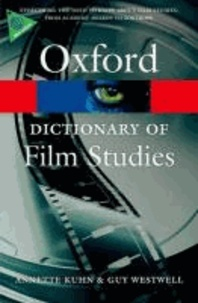 A Dictionary of Film Studies.