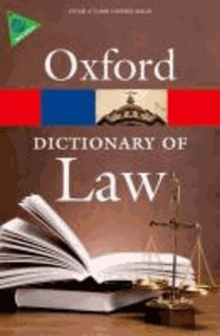 A Dictionary of Law.