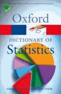 A Dictionary of Statistics.