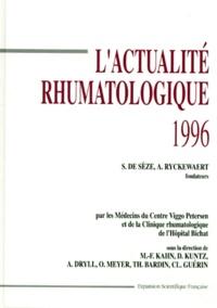 A Dryll et  Collectif - L'Actualité rhumatologique 1996.