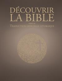 A.E.L.F - Découvrir la traduction officielle liturgique de la Bible.