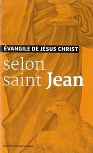A.E.L.F - Evangiles de Jésus-Christ selon saint Jean - Nouvelle traduction liturgique.