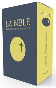 A.E.L.F - La Bible - Traduction officielle liturgique, édition reliée souple.