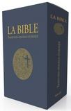 A.E.L.F - La Bible - Traduction officielle liturgique, édition reliée souple (tranche dorée).