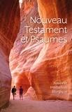 A.E.L.F - Nouveau Testament et psaumes - Nouvelle traduction liturgique.