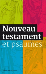 A.E.L.F - Nouveau Testament et Psaumes.