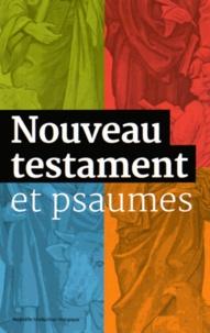 A.E.L.F - Nouveau Testament et Psaumes - Petit format.