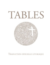 Lemememonde.fr Tables de la Bible - Traduction officielle liturgique Image
