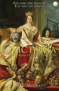 Histoiresdenlire.be Victoria, reine et tueuse de démons Image